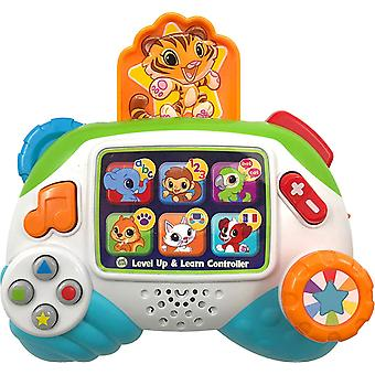 Leapfrog Level Up & Learn Controller Teaches French Phrases, Numbers and Colours