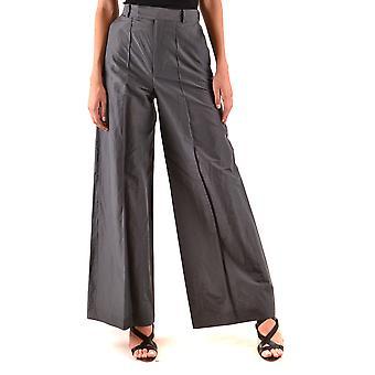 Céline Ezbc003007 Dames's Grey Linen Pants
