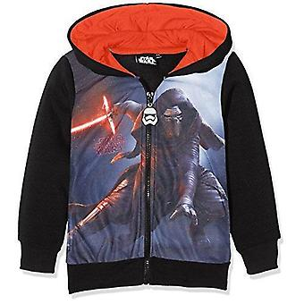 Star wars boys sweat jacket hoodie
