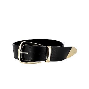B-low The Belt Bw296000le Women's Black Leather Belt