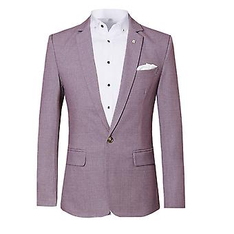 Allthemen Slim fit one single-breasted gentlemen single west for banquet wedding