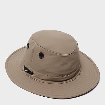 New Tilley Men's LT5B Lightweight Nylon Hat Beige
