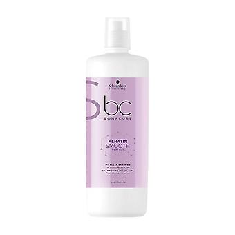 Schwarzkopf bonacure keratin perfect smooth micellar shampoo 1000ml