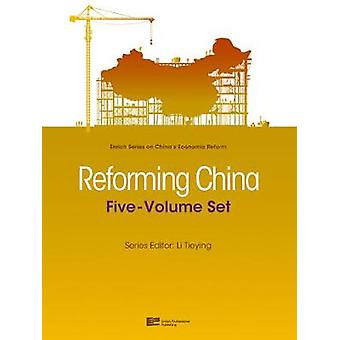 Enrich Series on Chinas Economic Reform FiveVolume Set by Li & Tieying
