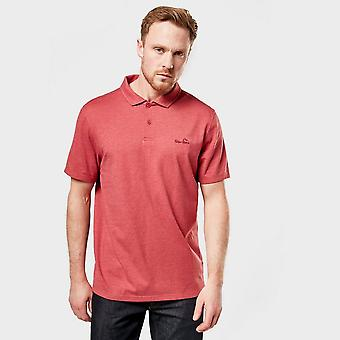 New Peter Storm Men's Paolo Polo Shirt Red