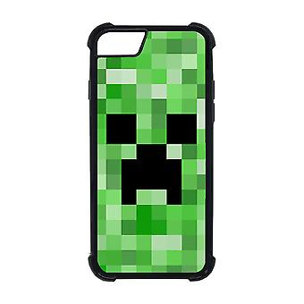 Minecraft Creepe iPhone 6/6S Shell