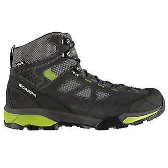 Scarpa Herren ZG Lite GTX Walking Stiefel Schuhe Sport GoreTex volle Spitze Wandern