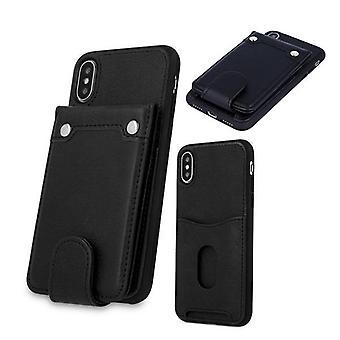 Samsung Galaxy S7 Pocket pussi takakansi-musta