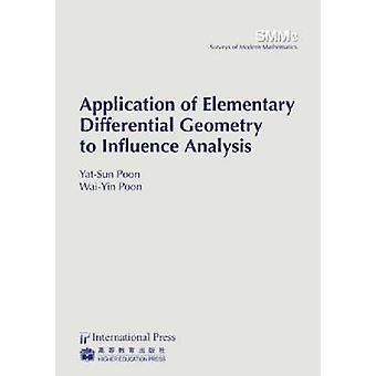 Application of Elementary Differential Geometry to Influence Analysis