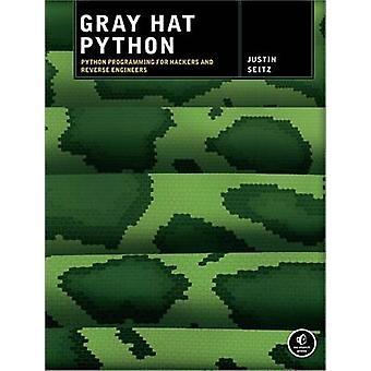 Gray Hat Python by Justin Seitz - 9781593271923 Book