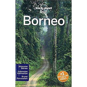 Lonely Planet Borneo by Lonely Planet - 9781786574817 Book