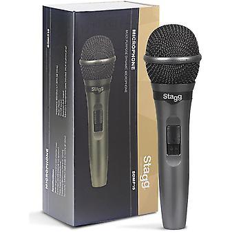 Stagg vivo etapa profesional micrófono dinámico (SDMP15)