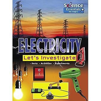 Electricity - Let's Investigate by Ruth Owen - 9781788560436 Book