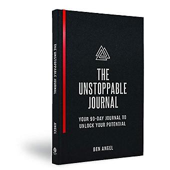 Unstoppable Journal by Ben Angel - 9781599186641 Book