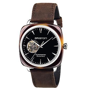Briston Clubmaster Iconic Automatic Mens Watch 18740.SA.TI.1.LVC