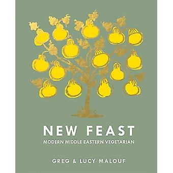 New Feast - Modern Middle Eastern Vegetarian by Greg Malouf - 97817437