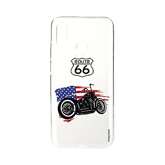Hull For Xiaomi Redmi Note 7 Soft Harley Motorcycle