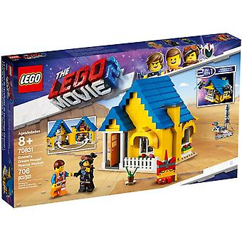 LEGO 70831 Emmets dream house/rescue missile