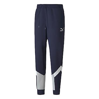 2020-2021 Italy Iconic MCS Track Pant (Peacot)