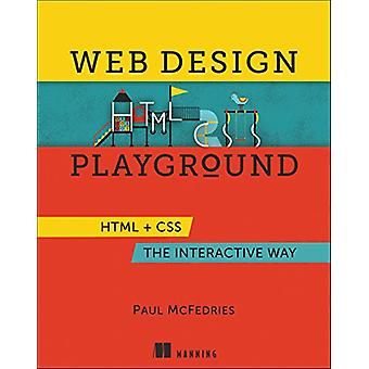 Web Design Playground by Paul McFedries - 9781617294402 Book