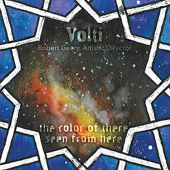 Color Of There Seen From Here [CD] USA import