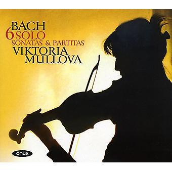J.S. Bach - Bach: 6 Solo Sonatas & Partitas [CD] USA import