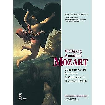 Mozart / Cappello - Con Kv 466 for Pno [CD] USA import