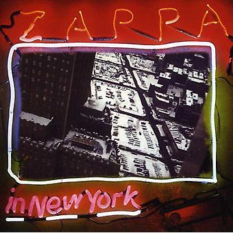 Frank Zappa - Zappa in New York [CD] USA import