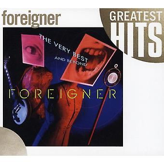 Foreigner - Very Best of & Beyond [CD] USA import