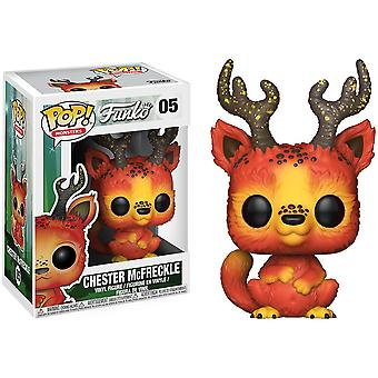 Wetmore Forest Chester McFreckle Pop! Vinyl