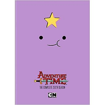 Adventure Time: The Complete Sixth Season [DVD] USA import