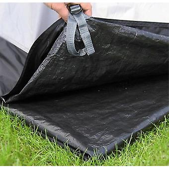 Hi-Gear Radiance 5 Person Tent Footprint Grey