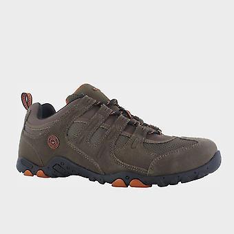 Hi Tec Men's Quadra Classic Walking Shoes Brown