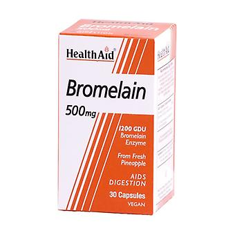 Bromelain 30 capsules