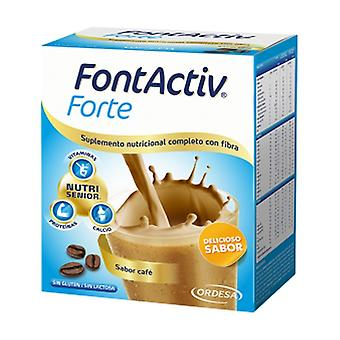 Fontactiv Forte Coffee 14 packets