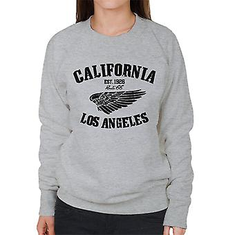 Route 66 California Wing vrouwen Sweatshirt