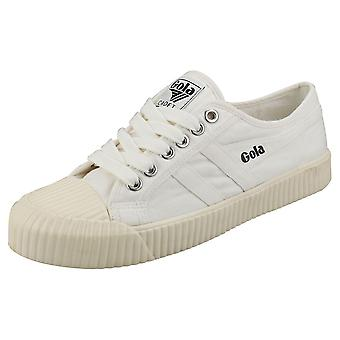 Gola Cadet Mens Fashion Trainers in Off White