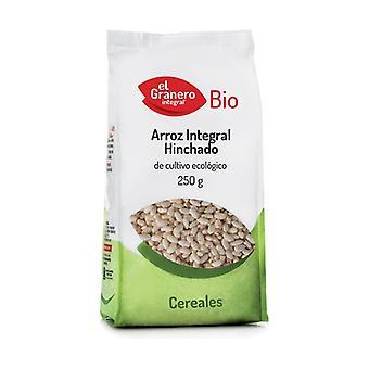Ryż dmuchany brązowy 250 g