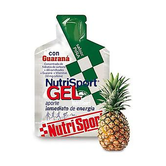 Gel with Guarana (Pineapple Flavor) 1 unit