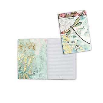 دفتر A6 العجائب اليعسوب (ENBA6007)