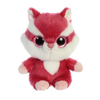YooHoo Chewoo Squirrel Soft Toy 12cm