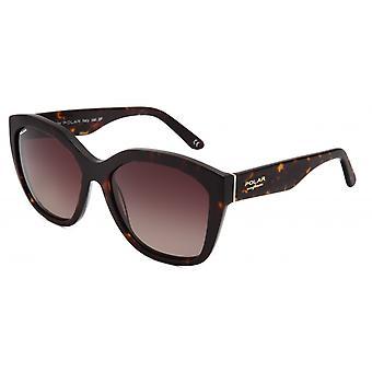 Sonnenbrille Damen  Kim   polarisiert geflammt braun (pkim428)