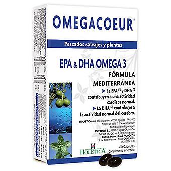 Holística Omegacoeur 60 Capsules