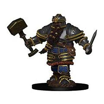 Dungeons & Dragons Premium Dwarf Male Fighter