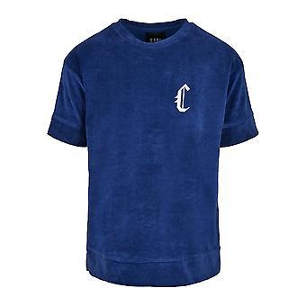 CAYLER & SONS Heren T-Shirt CSBL Blackletter Terry Semi Box