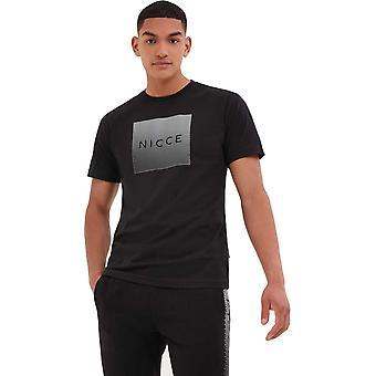 NICCE Rhombus T-Shirt Black 61