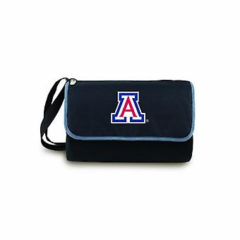 Blanket Tote- Blk (U Of Arizona Wildcats) Digital Print