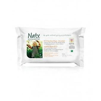 Nature Baby - Sensitive Travel Wipes
