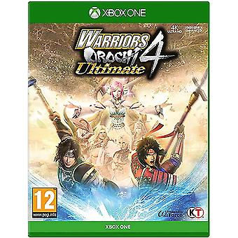 Warriors Orochi 4 Ultimate Xbox One Jeu