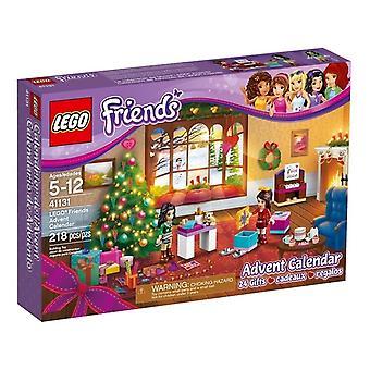 LEGO 41131 Joulukalenteri 2016, Ystävät
